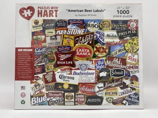 American Beer Labels